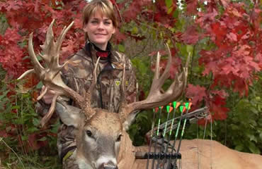 2007 Cowinner: The Deb Luzinski Buck