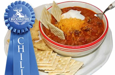 Buckmasters Big Red Chili