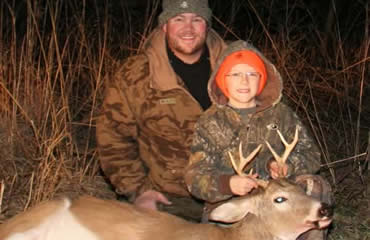 Kansas Has a New Hunter!
