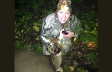 Madison's Big Doe