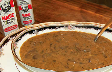 Redfish Magic Gravy