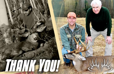 Thanks, Pop! And All Hunting Mentors