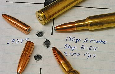 How to Read a Ballistics Chart
