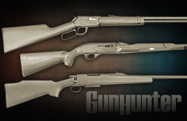 Five Guns Worth Finding