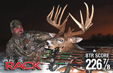 Roving Whitetail Chooses Wrong Zip Code