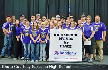 Archers from smallest school take jumbo NASP title