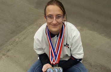Missouri student archer takes home top NASP World honors