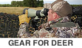 Gear For Deer