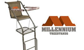 Millennium L110 and L100 Ladder Stands