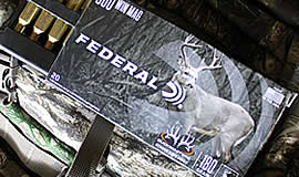 Federal Buckmasters Bonded