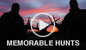 Memorable Hunts