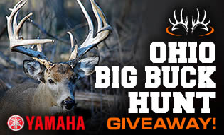 Ohio Big Buck Hunt Giveaway!