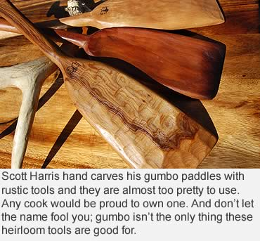 The Gumbo Paddle