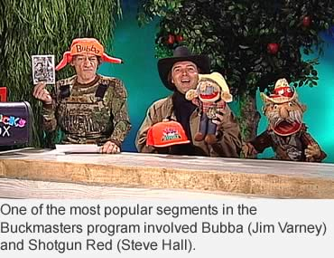 Buckmasters Longest-Running Hunting Show on TV