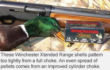 Shotgun Choke Designations