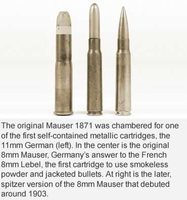 Legacy of the '98 Mauser