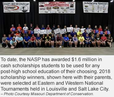 Missouri student archers take top honors