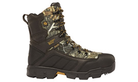 LaCrosse Cold Snap Boots in Realtree EDGE