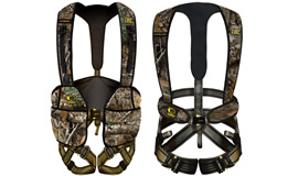 HSS-Hybrid Flex Safety Harness in Realtree Xtra