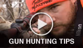 Gun Hunting Tips